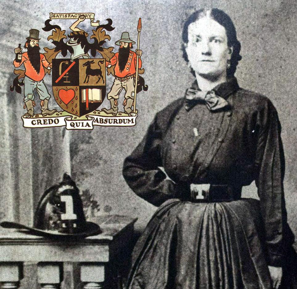 Julia C Bulette Chapter 1864